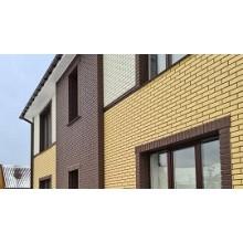 Фасадные панели «Дачный» серия Баварский кирпич