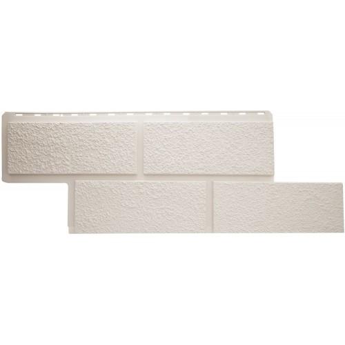 Фасадная панель Альта-профиль Неаполь Белый