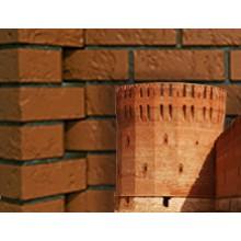 Новая коллекция фасадных панелей «Русская крепость»